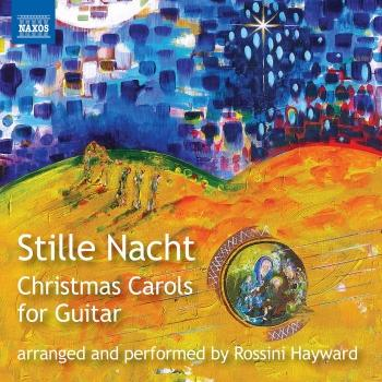 Cover Stille Nacht: Christmas Carols for Guitar