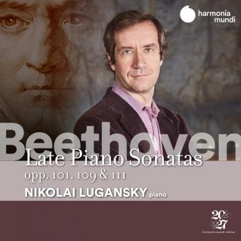 Cover Beethoven: Late Piano Sonatas, Opp. 101,109 & 111