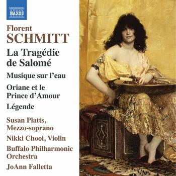 Cover Schmitt: Orchestral Works