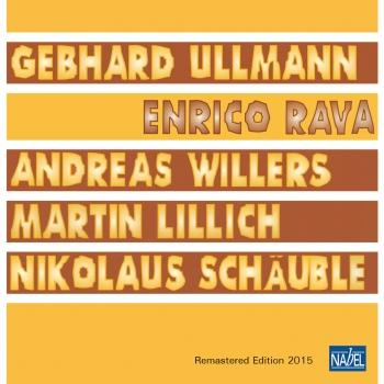 Cover Rava Ullmann Willers Lillich Schäuble (Remastered Edition 2015)