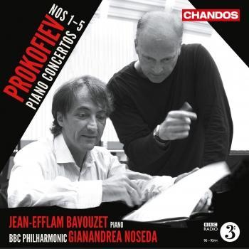 Cover Prokofiev: Piano Concertos Nos. 1-5