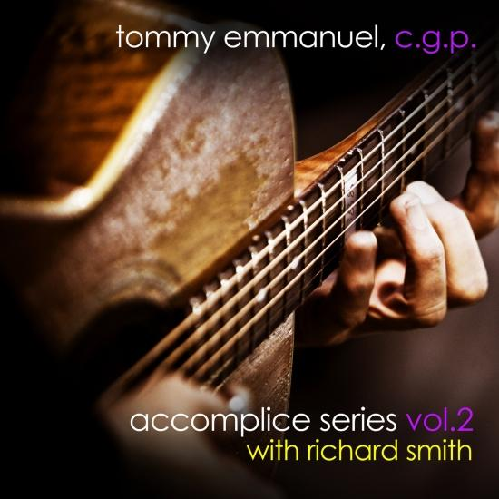 Cover Accomplice Series, Vol. 2 (with Richard Smith)