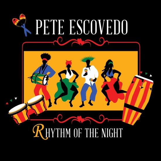 Cover Rhythm of the Night