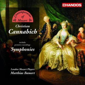 Cover Cannabich: Symphonies