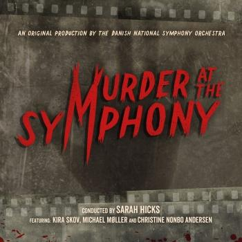 Cover Murder at the Symphony