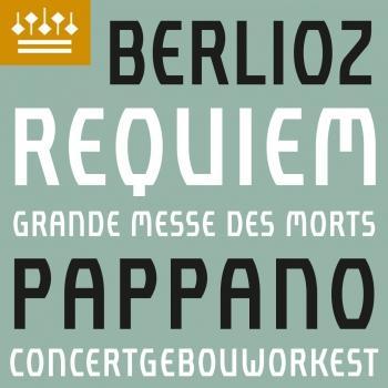 Cover Berlioz: Requiem, Op. 5