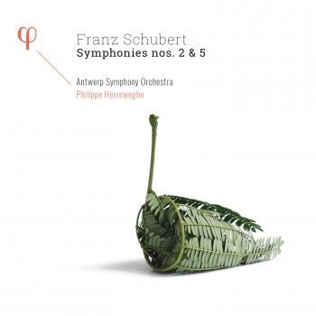 Cover Schubert: Symphonies Nos. 2 & 5