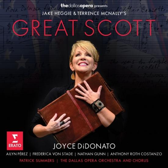 Cover Heggie: Great Scott