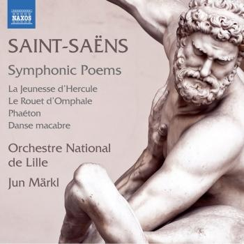 Cover Saint-Saëns: Symphonic Poems
