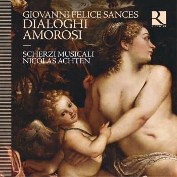 Cover Sances: Dialoghi amorosi