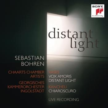 Cover Distant Light - Vasks: Vox Amoris, Distant Light & Kancheli: Chiaroscuro