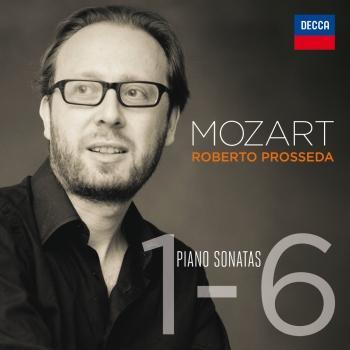 Cover Piano Sonatas Nos. 1-6