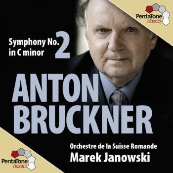 Cover Bruckner: Symphony No. 2 in C minor