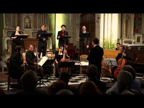 """Video ensemble Alia Mens & Olivier Spilmont - """"Gottes Zeit ist die allerbeste Zeit' Actus Tragicus BWV 106 - Piste 7B"""
