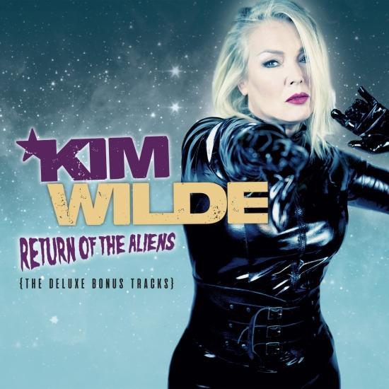 Cover Return of the Aliens (The Deluxe Bonus Tracks)