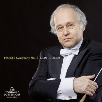 Cover Mahler: Symphonie No. 3