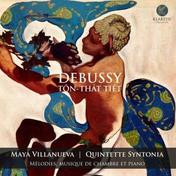 Cover Debussy – Tôn-Thât Tiêt