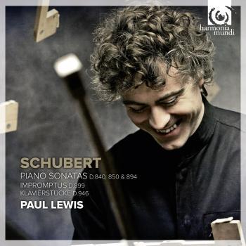 Cover Schubert: Piano Sonatas D840, 850, 894 & Impromptus D899