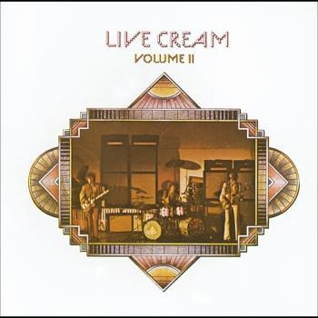 Cover Live Cream Volume 2