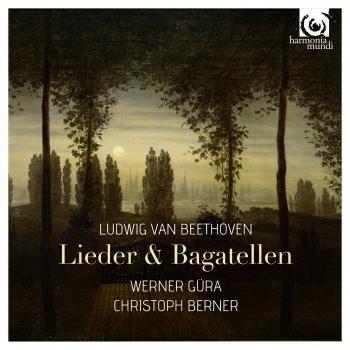 Cover Beethoven: Lieder & Bagatellen