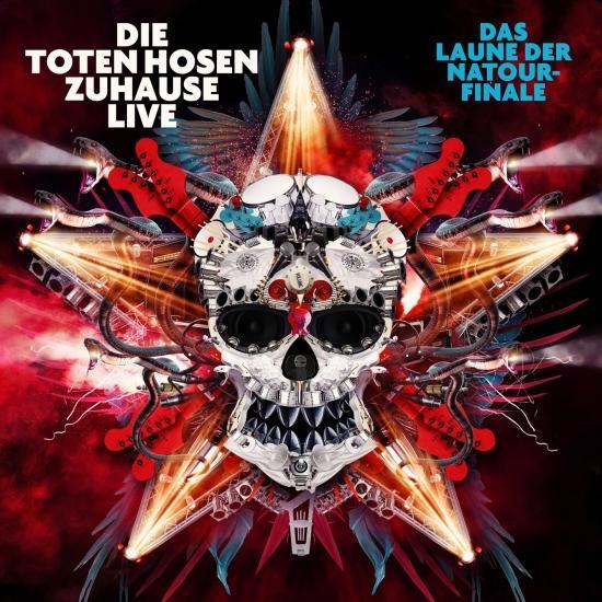 Cover Zuhause Live: Das Laune der Natour-Finale