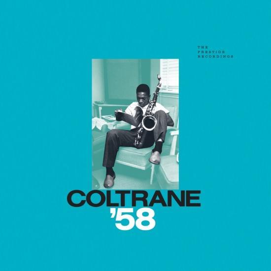 Cover Coltrane '58: The Prestige Recordings (Remastered)