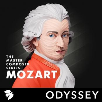 Cover The Master Composer Series: Mozart