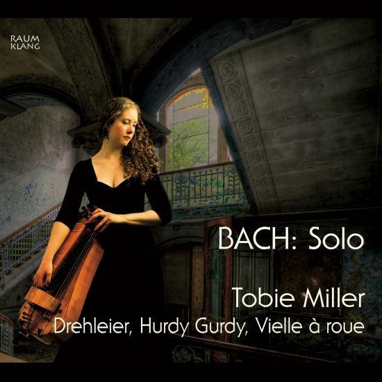Cover BACH: Solo
