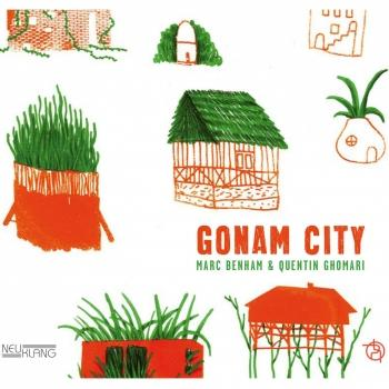 Cover Gonam City