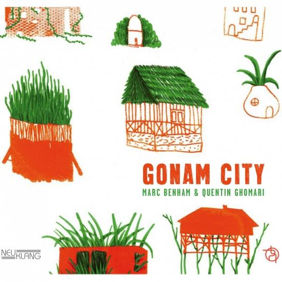Cover Gonam City