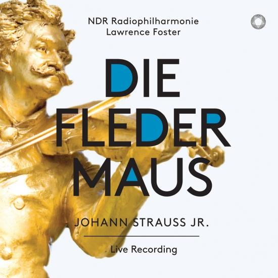 Cover Strauss II: Die Fledermaus (Live)