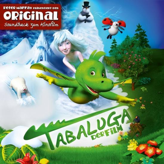 Cover Tabaluga - Der Film (Original Soundtrack)