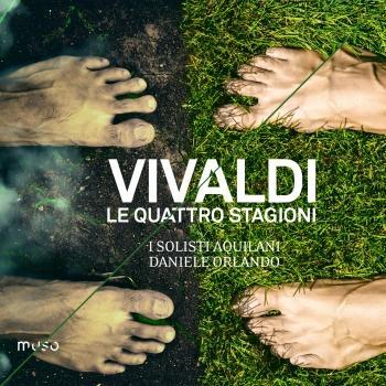 Cover Antonio Vivaldi: Le Quattro Stagione