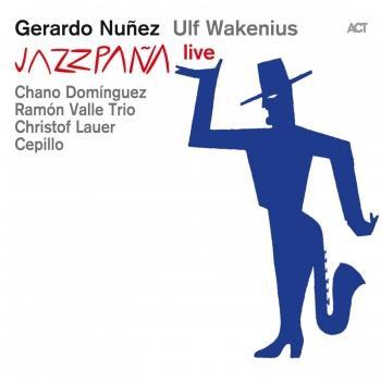 Cover Jazzpaña Live