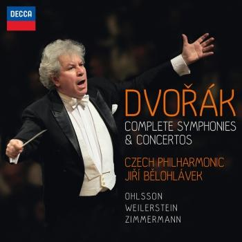 Cover Dvorak: Complete Symphonies & Concertos