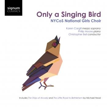 Cover Only a Singing Bird