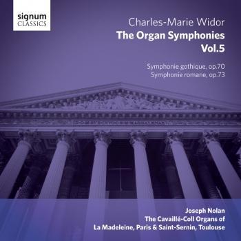 Cover Widor: The Organ Symphonies, Vol. 5