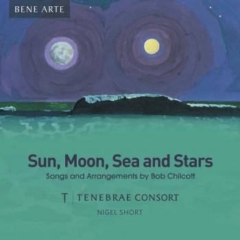 Cover Sun, Moon, Sea and Stars