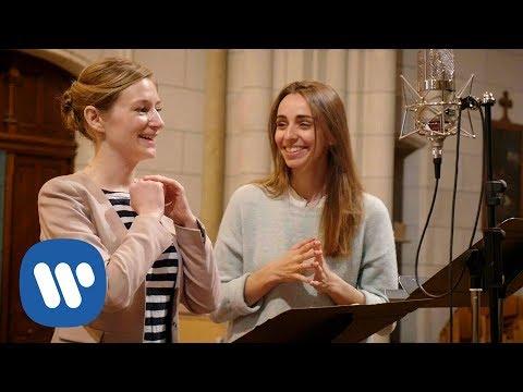 Video Sabine Devieilhe & Lea Desandre record 'Per abbatter il rigore' (Handel: Aminta e Fillide)