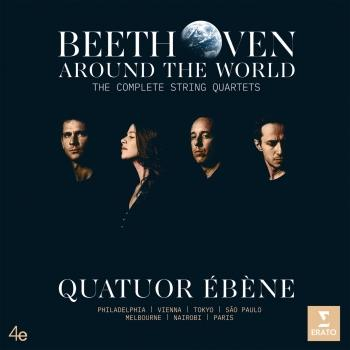 Cover Beethoven Around the World: The Complete String Quartets