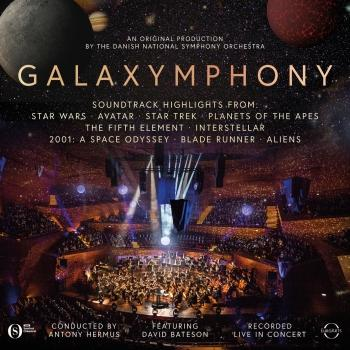 Cover Galaxymphony