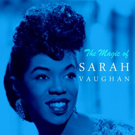 Cover The Magic of Sarah Vaughan (Remastered)