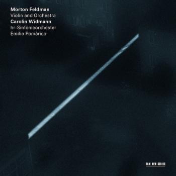 Cover Morton Feldman: Violin and Orchestra