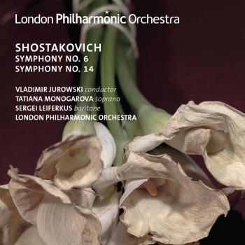 Cover Shostakovich: Symphonies Nos. 6 & 14