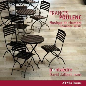 Cover Poulenc: Chamber Works