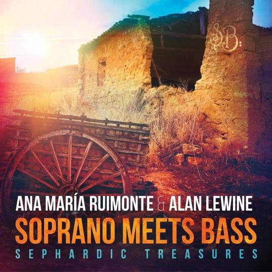 Cover Soprano Meets Bass: Sephardic Treasures