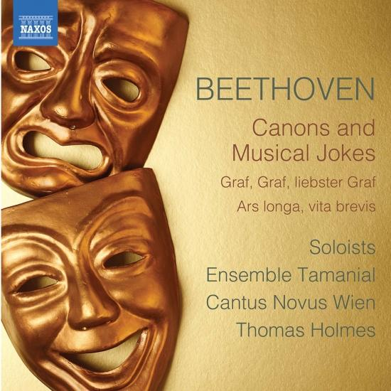 Cover Beethoven: Canons & Musical Jokes