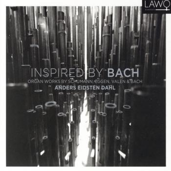 Cover Inspired by Bach