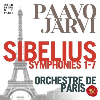 Cover Sibelius: Complete Symphonies