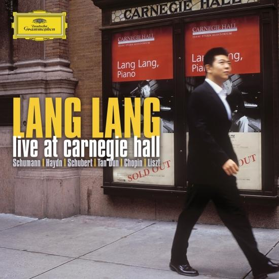 Cover Lang Lang - Live At Carnegie Hall (Remastered)